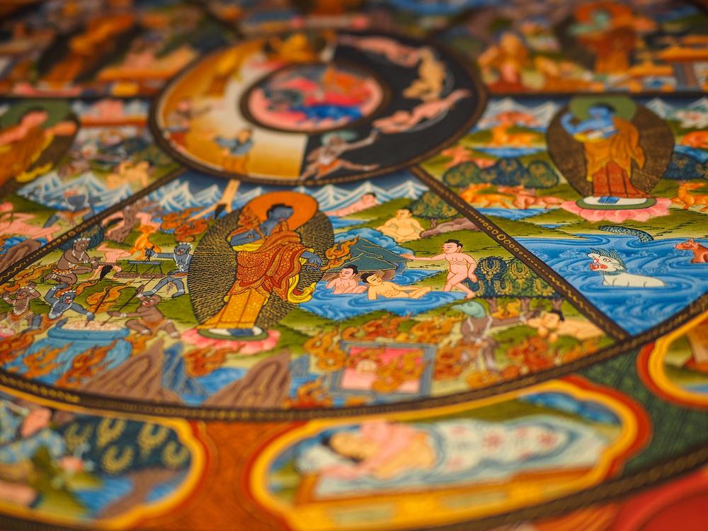 Seriam os reinos budistas apenas metáforas?