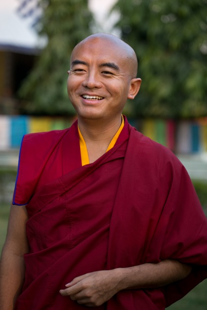 Yongey Mingyur Rinpoche (12)