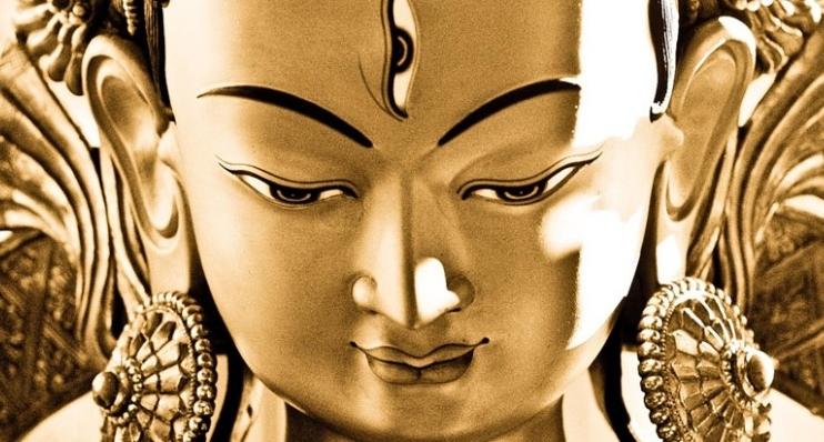 A beleza da futura Dalai Lama: budismo e feminismo