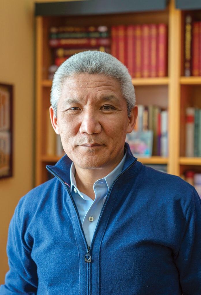 Thupten Jinpa, uma voz pela compaixão.