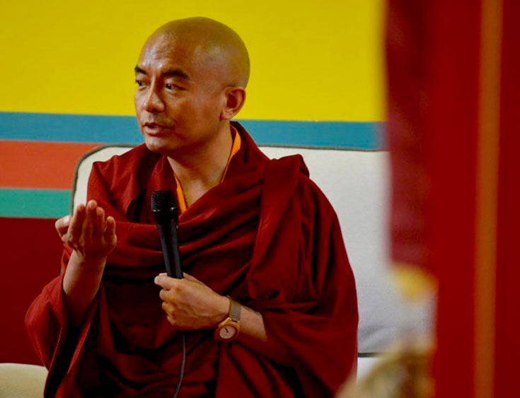 Trate a todos como o Buda