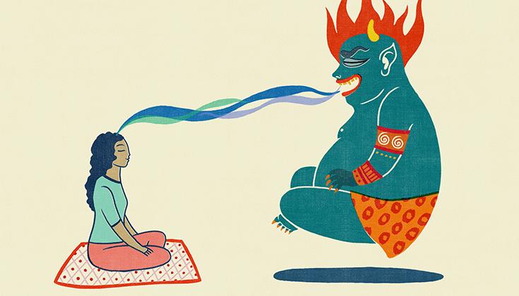 Como Alimentar os Seus Demônios