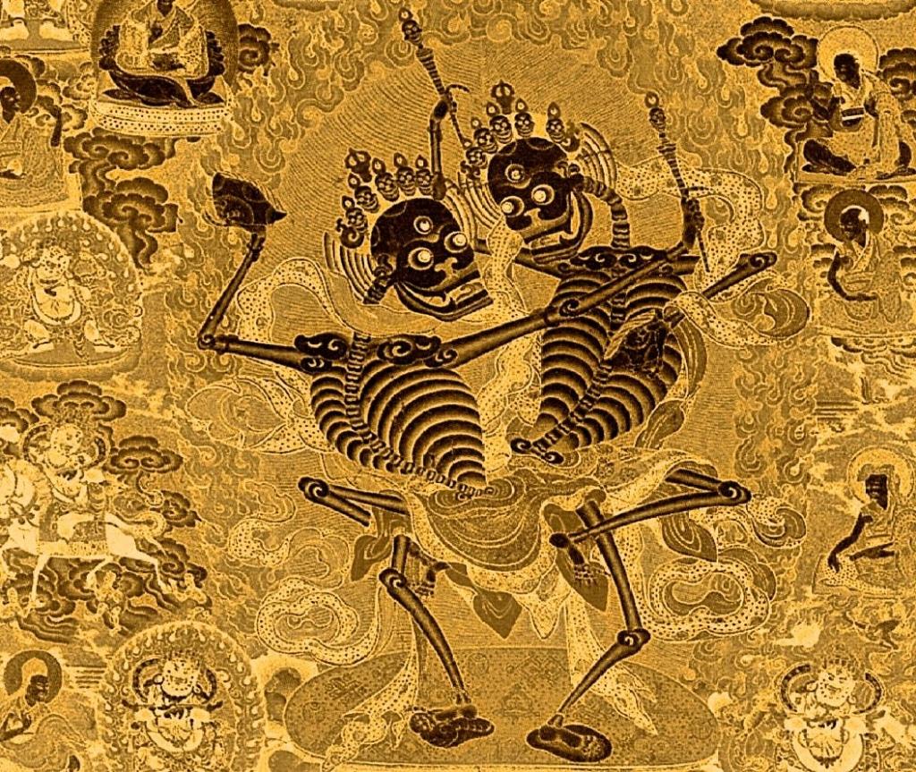 """""""O Livro Tibetano dos Mortos"""" como apropriação cultural"""