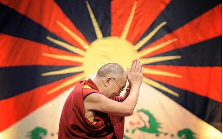 """Dalai Lama – """"Sou um apoiador da globalização"""""""